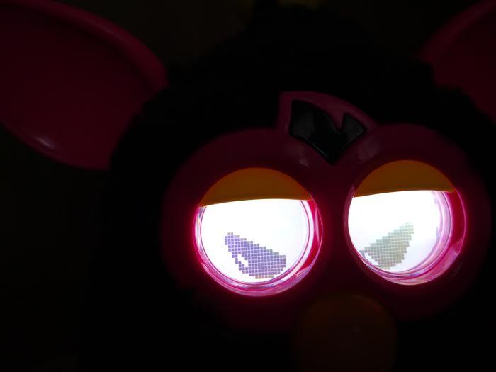 Occhi Furby