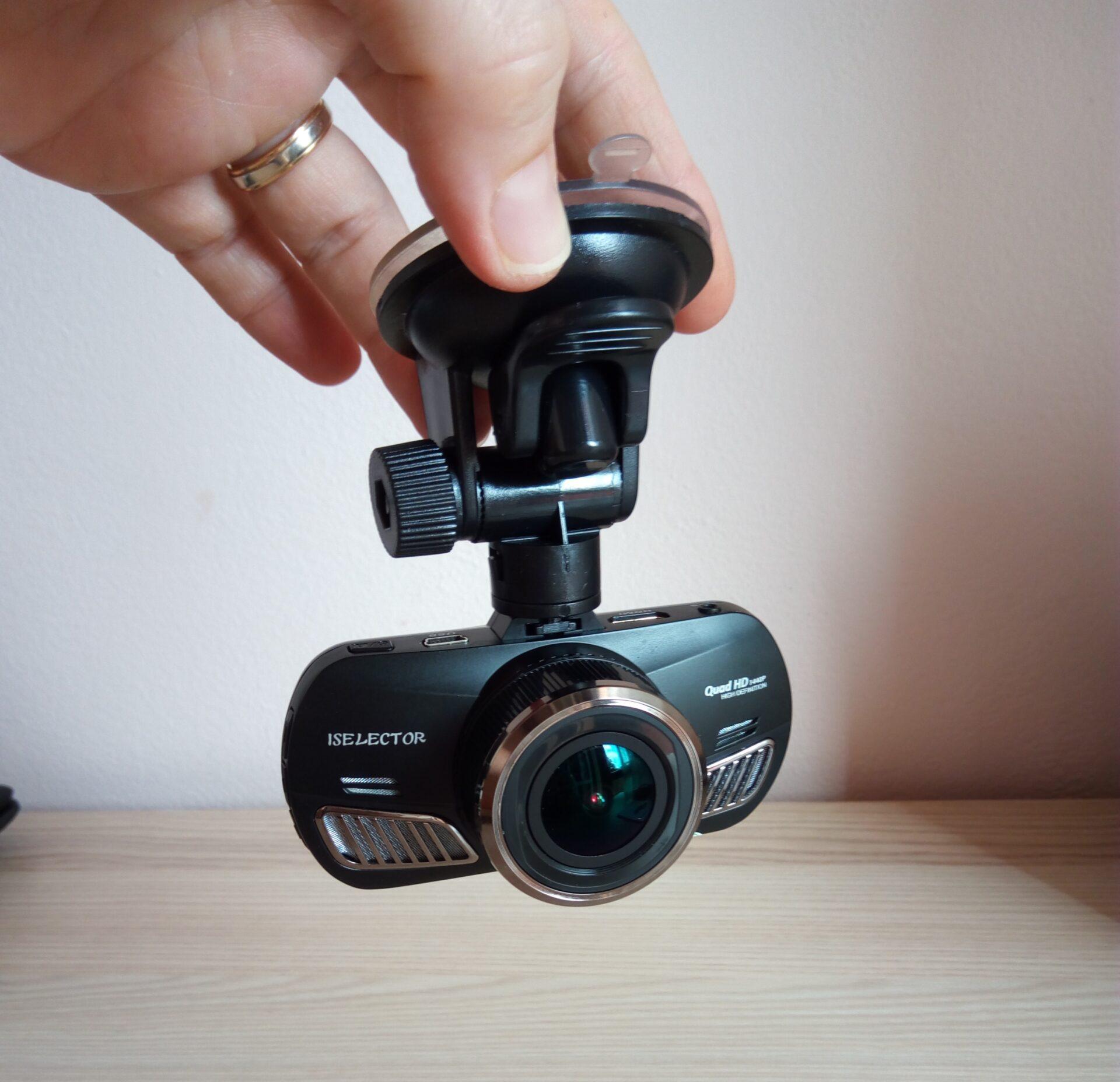 Dash cam ISELECTOR Astro I Telecamera per Auto