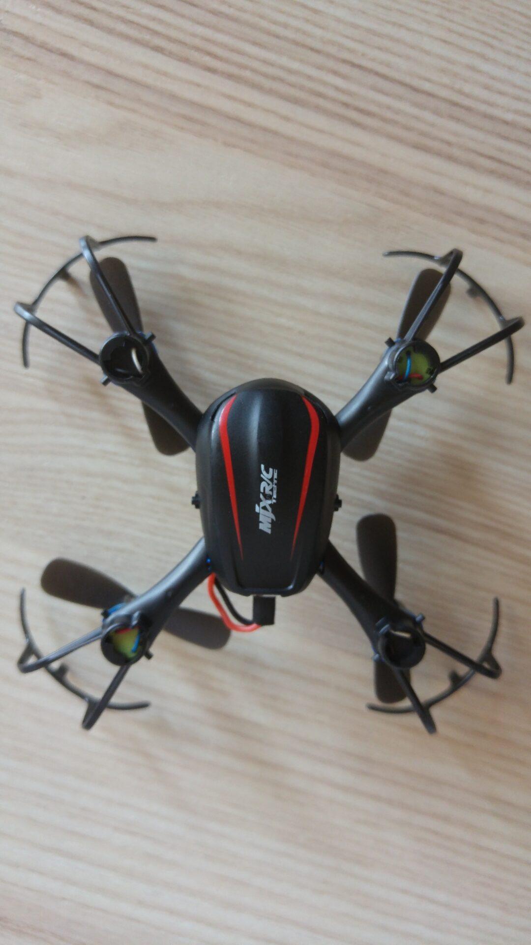 La mia recensione di MJX X902 Mini RC Quadcopter elicottero Giocattoli Flip 3D Drone