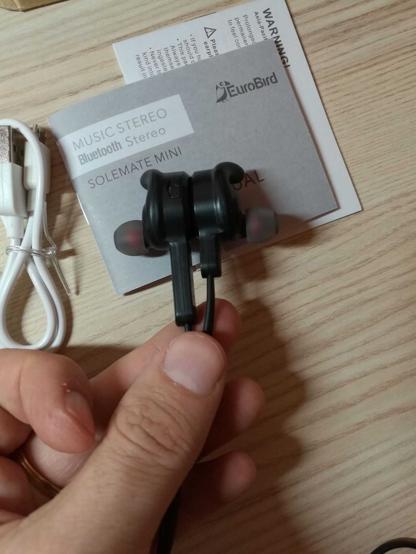 La mia recensione di Cuffie Bluetooth, Coolife