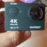 Vediamo e proviamo Action Camera Ultra HD Wifi di Akaso EK7000