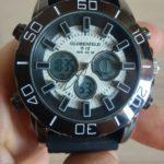 Globenfeld V12 – Orologio da polso con cronometro