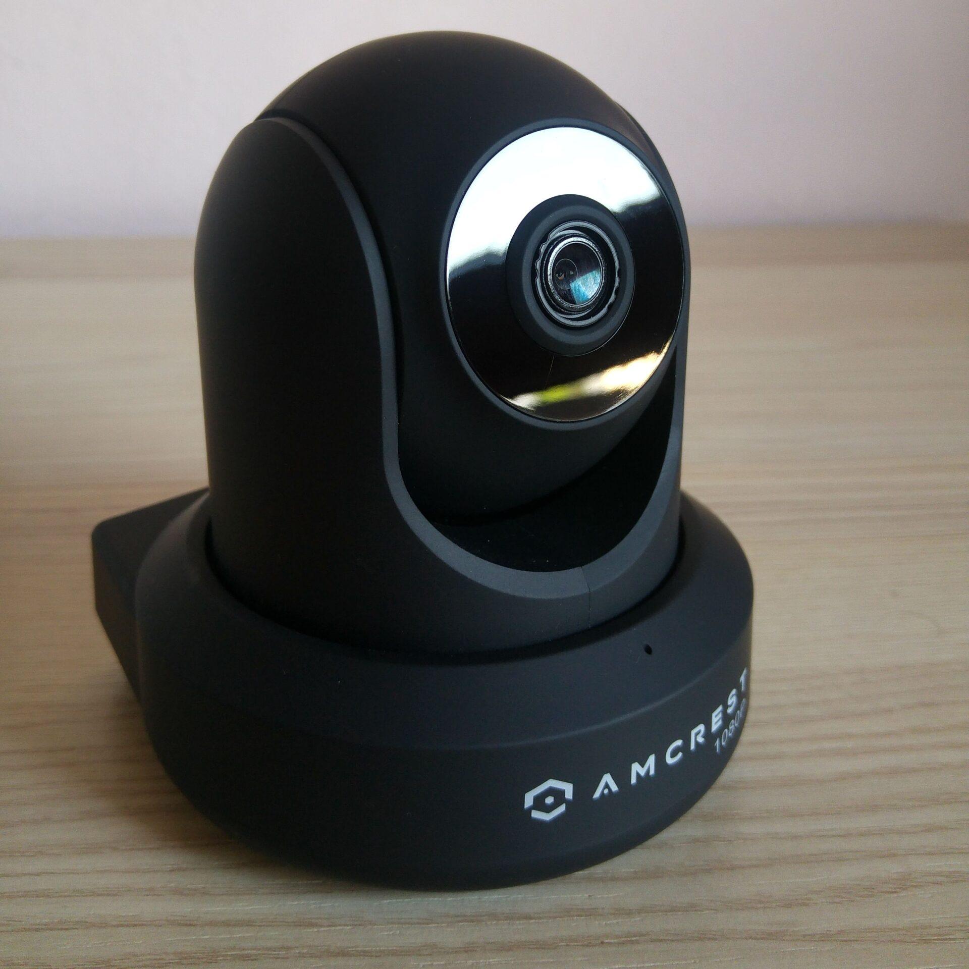 Ip camera amcrest pro hd ip2m 841b la mia recensione - La mia camera ...