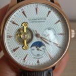Orologio Globenfeld automatico - La mia recensione -
