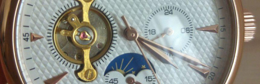 Orologio Globenfeld