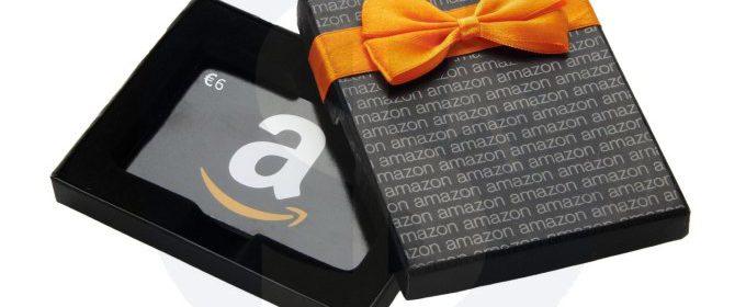 Sconto Amazon 6 Euro