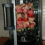 Girarrosto Grill Verticale per Spiedini, Pollo Kebab, la mia recensione